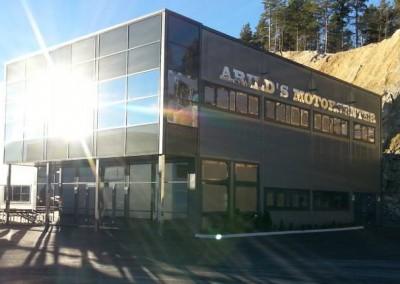 Arilds motorsenter